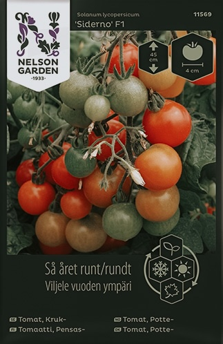 Odla tomater inomhus