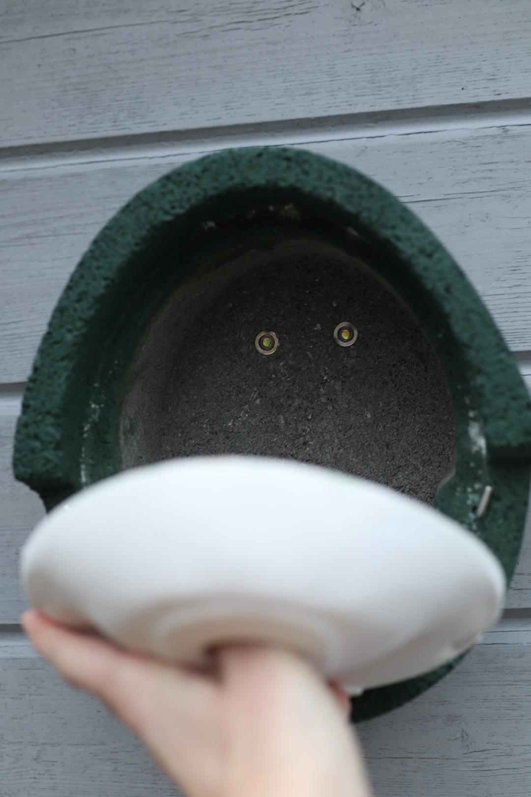 öppna fågelholk